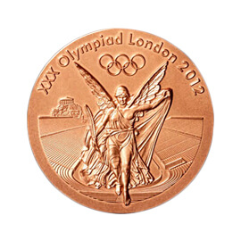 Matt Langridge MBE London Olympics Bronze Medal