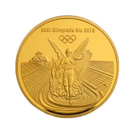 Matt Langridge MBE Rio Olympics Gold Medal